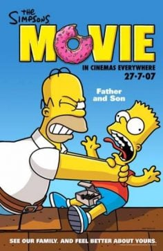 دانلود فیلم The Simpsons Movie 2007