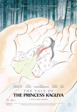 دانلود انیمیشن The Tale of the Princess Kaguya 2013