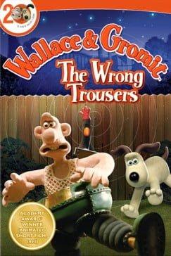دانلود انیمیشن The Wrong Trousers 1993
