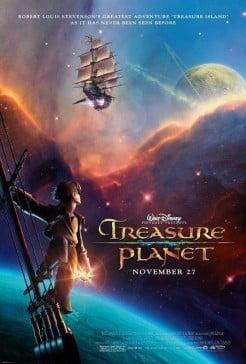 دانلود انیمیشن Treasure Planet 2002