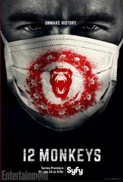 دانلود سریال 12 Monkeys