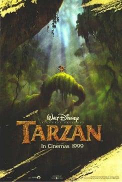 دانلود انیمیشن Tarzan 1999