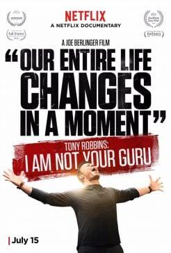 دانلود فیلم Tony Robbins I Am Not Your Guru 2016