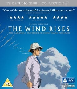 دانلود انیمیشن The Wind Rises 2013