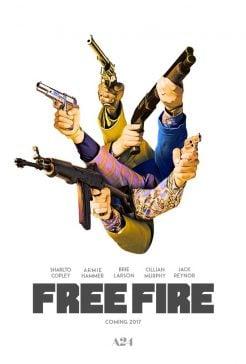 دانلود فیلم Free Fire 2016