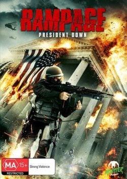 دانلود فیلم Rampage President Down 2016
