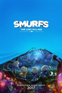 دانلود انیمیشن Smurfs The Lost Village 2017