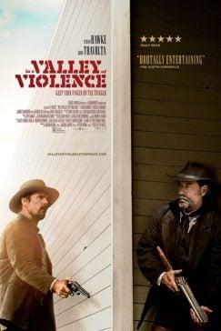 دانلود فیلم In a Valley of Violence 2016