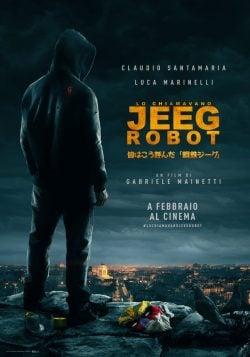 دانلود فیلم They Call Me Jeeg Robot 2015
