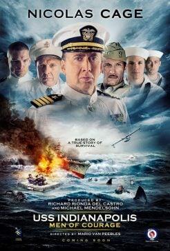 دانلود فیلم USS Indianapolis Men of Courage 2016