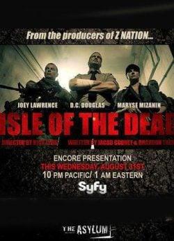 دانلود فیلم Isle of the Dead 2016