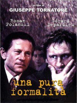 دانلود فیلم A Pure Formality 1994