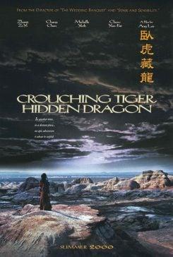 دانلود فیلم Crouching Tiger Hidden Dragon 2000