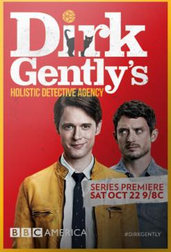 دانلود سریال Dirk Gentlys Holistic Detective Agency