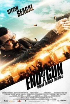 دانلود فیلم End of a Gun 2016