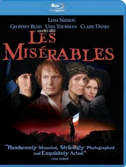 دانلود فیلم Les Miserables 1998