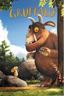 دانلود انیمیشن The Gruffalo 2009