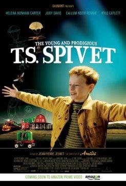 دانلود فیلم The Young and Prodigious T S Spivet 2013