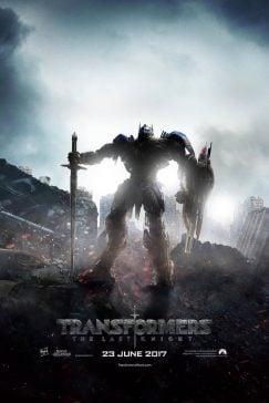 دانلود فیلم Transformers The Last Knight 2017
