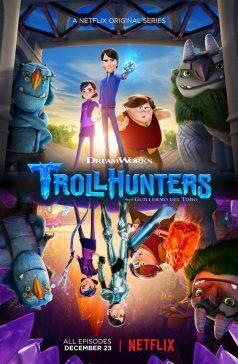 دانلود سریال Trollhunters