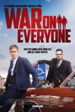 دانلود فیلم War on Everyone 2016