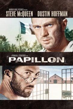 دانلود فیلم Papillon 1973
