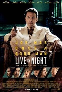 دانلود فیلم Live by Night 2016