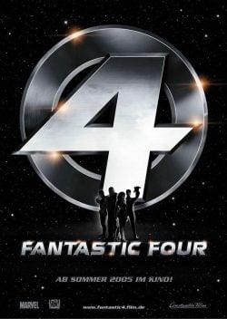 دانلود فیلم Fantastic Four 2005