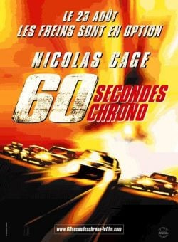 دانلود فیلم Gone in Sixty Seconds 2000