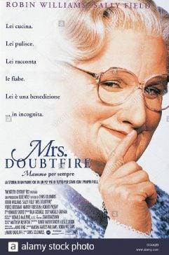 دانلود فیلم Mrs Doubtfire 1993