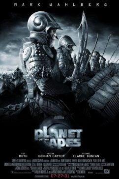 دانلود فیلم Planet of the Apes 2001