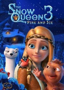 دانلود انیمیشن ملکه برفی 3 آتش و یخ 2016