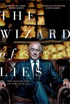 دانلود فیلم The Wizard of Lies 2017