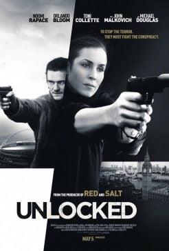دانلود فیلم Unlocked 2017