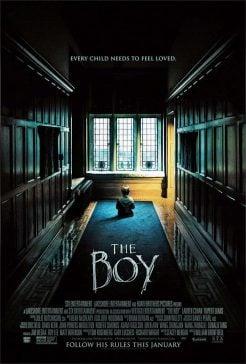 دانلود فیلم The Boy 2016
