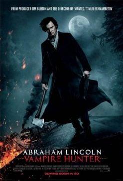 دانلود فیلم Abraham Lincoln Vampire Hunter 2012
