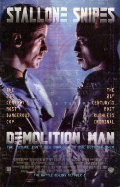 دانلود فیلم Demolition Man 1993