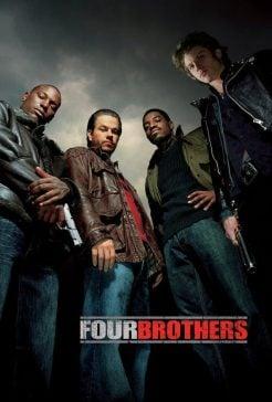 دانلود فیلم Four Brothers 2005