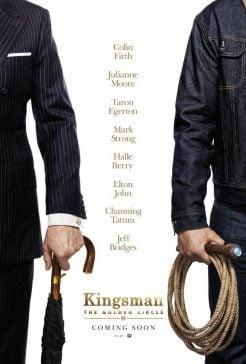 دانلود فیلم Kingsman: The Golden Circle 2017