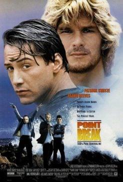 دانلود فیلم Point Break 1991