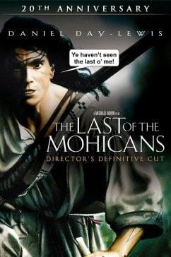 دانلود فیلم The Last of the Mohicans 1992
