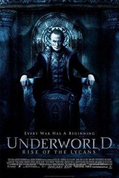 دانلود فیلم Underworld: Rise of the Lycans 2009