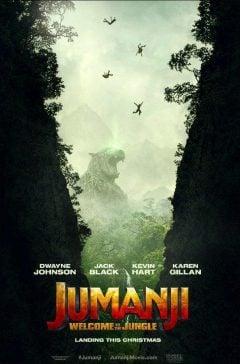 دانلود فیلم Jumanji Welcome to the Jungle 2017