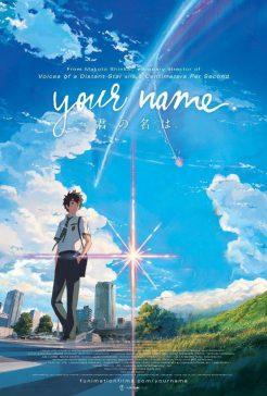 دانلود انیمیشن Your Name 2016