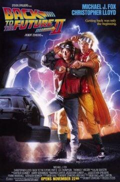 دانلود فیلم Back to the Future Part II 1989