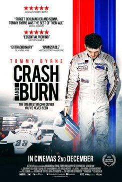 دانلود فیلم Crash and Burn 2016