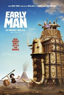 دانلود انیمیشن Early Man 2018
