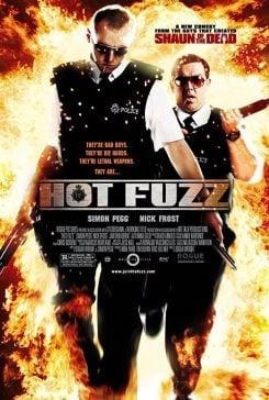 دانلود فیلم Hot Fuzz 2007