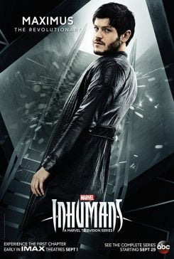 دانلود سریال Inhumans
