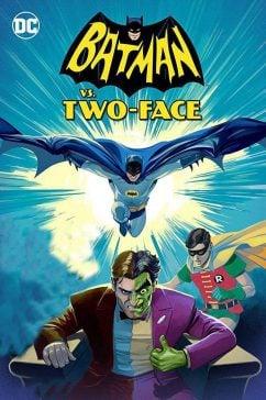 دانلود انیمیشن Batman vs Two Face 2017